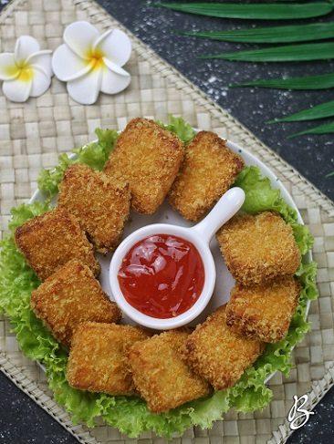 nugget ayam viral