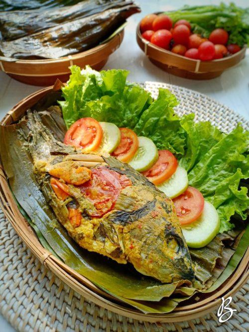 ikan mas sunda lezat