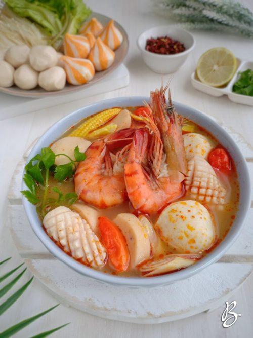 tomyam seafood authentic