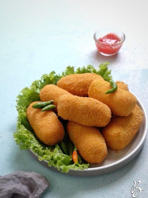 kroket kentang wortel sehat