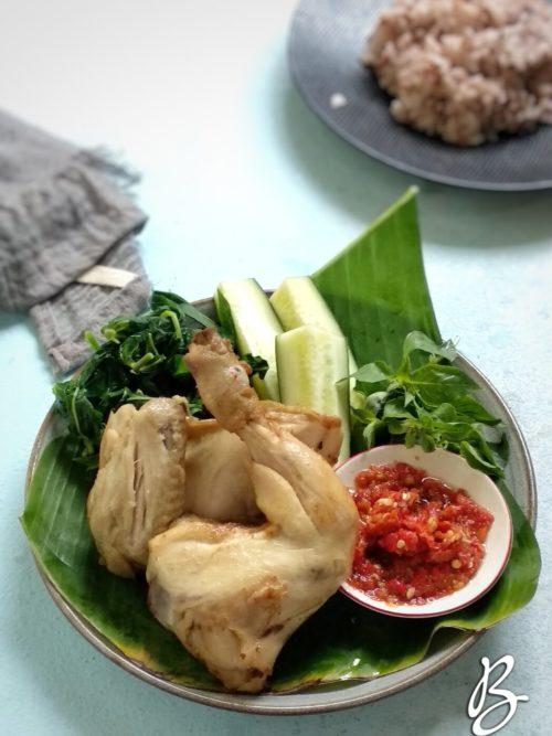 Ayam pop padang juicy