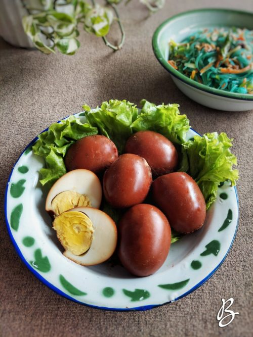 telur pindang maknyus