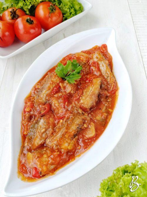 ikan tongkol bumbu sarden nikmat