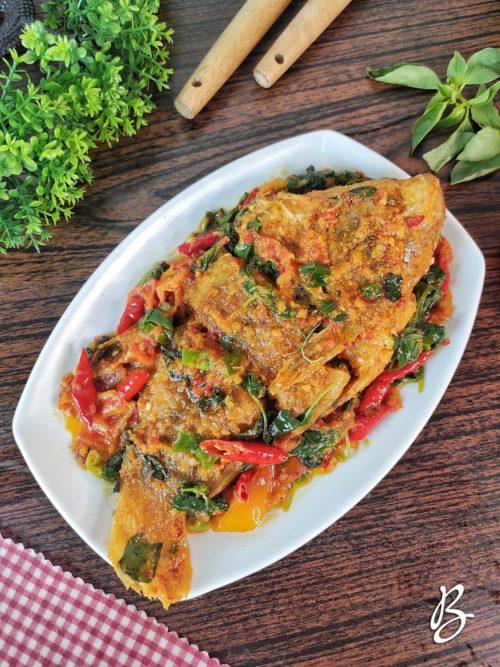 ikan woku belanga pedas